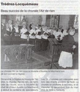 concert chorale dec 2012