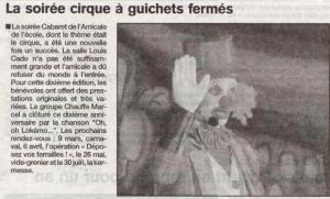 Le Tégor 14 février 2013