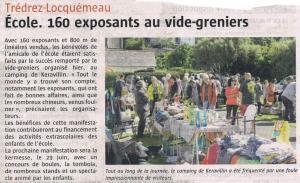 Le Télégramme 26 mai 2014