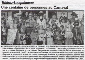Le Trégor 14 mars 2013