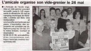 Le Trégor 16 mai 2013