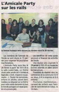 Le Trégor 22 janvier 2015