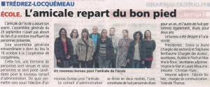 Le Trégor 23 octobre 2014