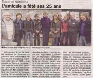 Le Trégor 27 décembre 2012
