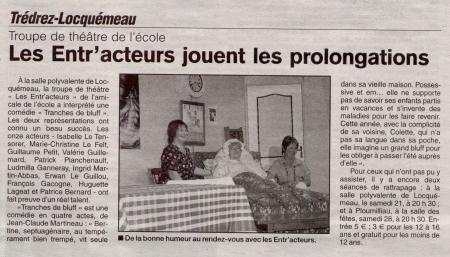 Le Trégor 19 mars 2009