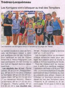 Ouest France 03 octobre 2014