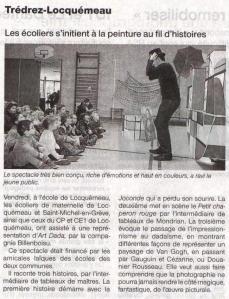 Ouest France 13 février 2013
