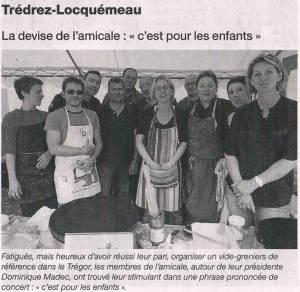 Ouest-France 27 mai 2014