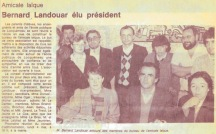 Ouest France 14 avril 1987