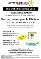Telethon 2018 : Trails & randonnées